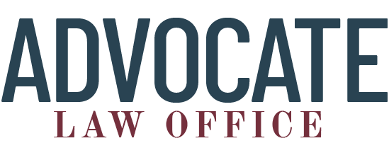 Logo for Advocate Law Office